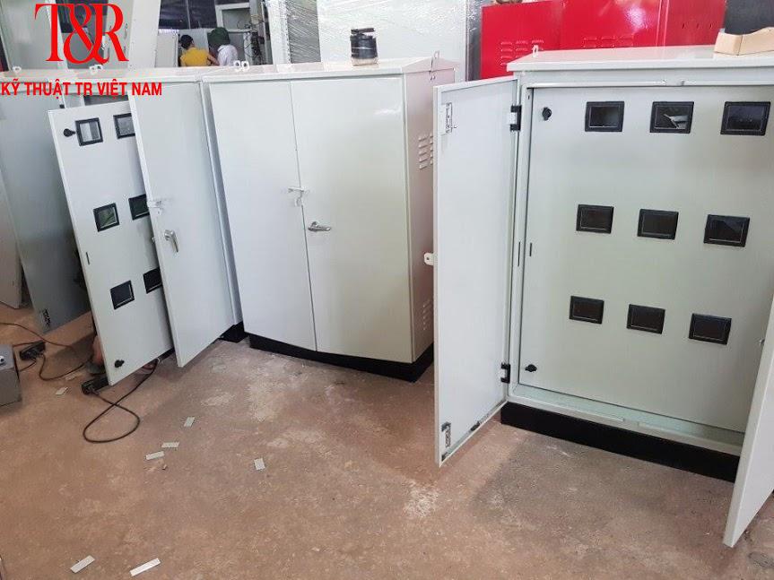 Vỏ tủ điện công tơ