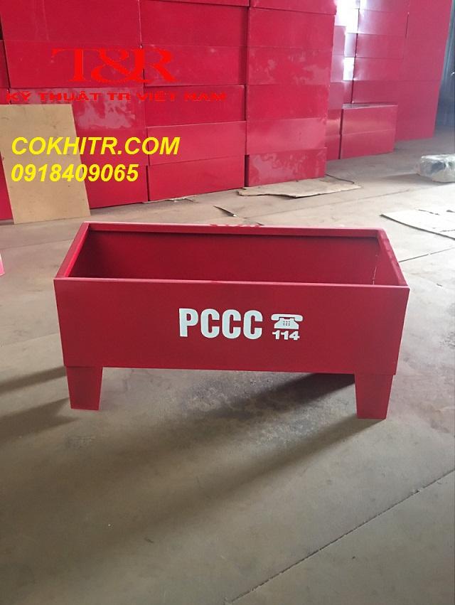 Kệ 3 bình PCCC
