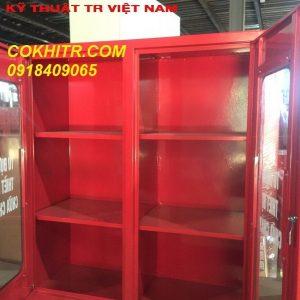 Thiết kế tủ đựng dụng cụ PCCC