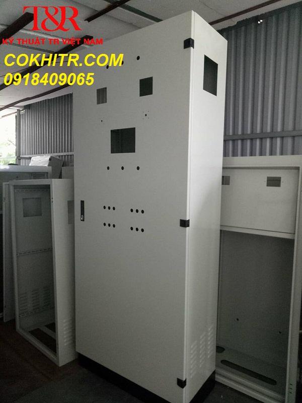 Kích tước tủ điện công nghiệp trong nhà