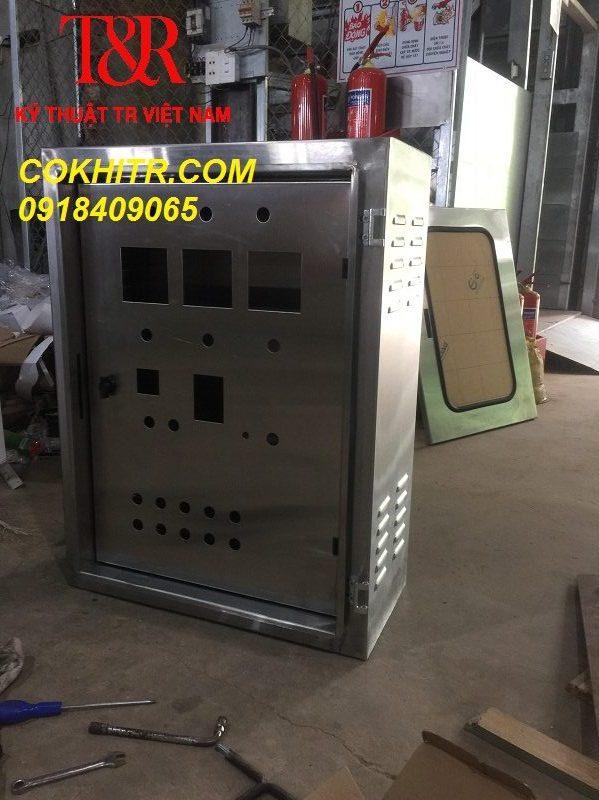Vỏ tủ điện ngoài trời inox 304
