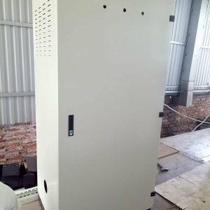 Thiết kế tủ phân phối DB 3 pha