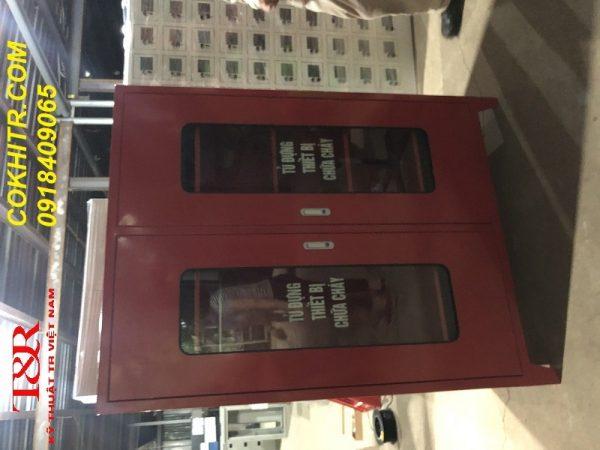 Tủ đựng thiết bị chữa cháy