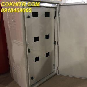 tủ điện 6 công tơ