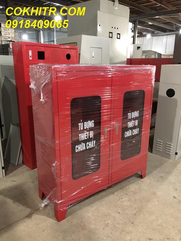 Tủ đựng phương tiện chữa cháy