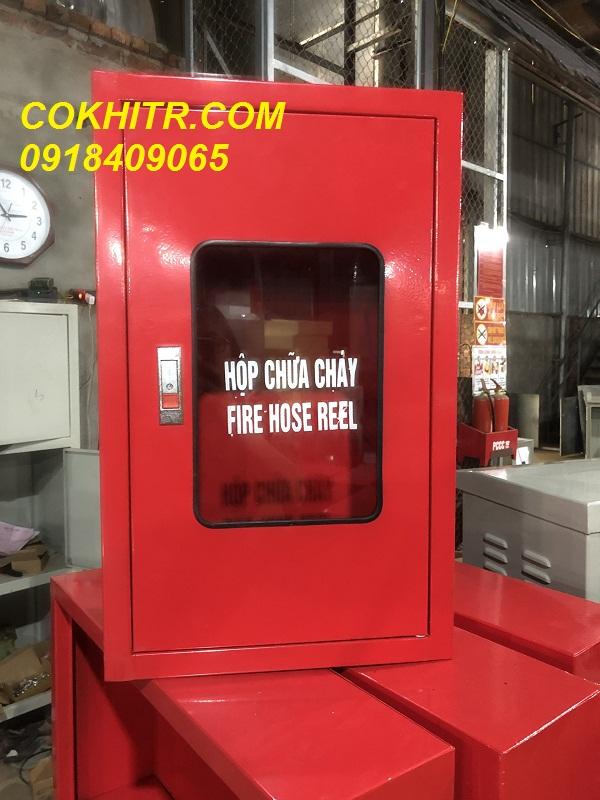 Tủ chữa cháy 400x600x220