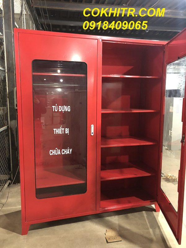 Tủ đựng trang thiết bị cứu nạn cứu hộ
