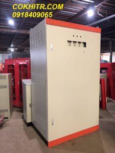 Tủ điện trong nhà 2 lớp cánh kích thước lớn