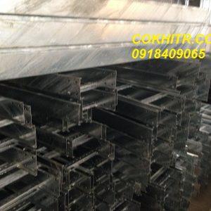 Báo giá thang cáp mạ kẽm - 0918409065 500x100