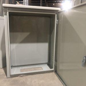 Tủ điện ngoài trời 600x800 sơn tĩnh điện